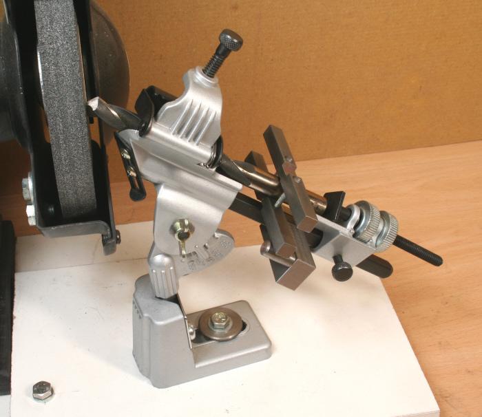 Twist Drill Sharpening 02