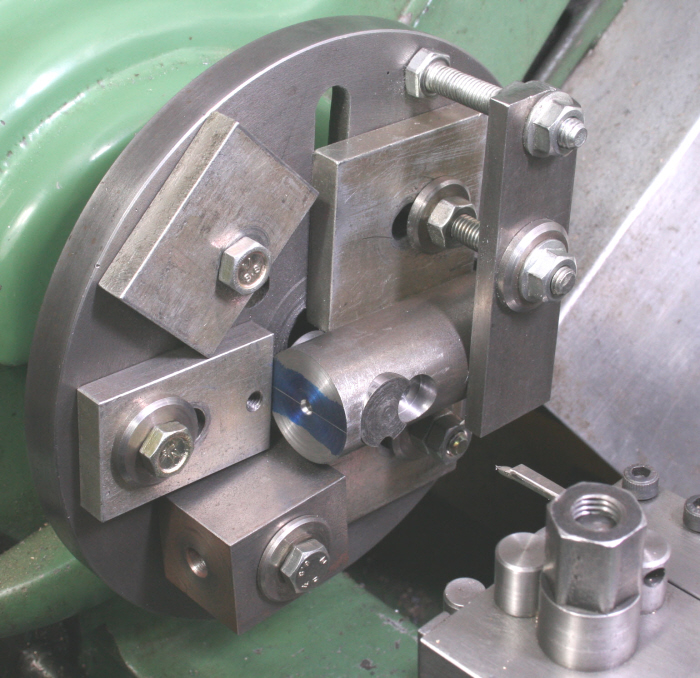 Lathe Faceplates at Penn State Industries