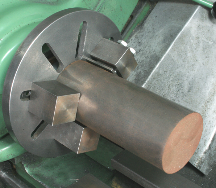 Four Jaw Chuck, An Alternative 1