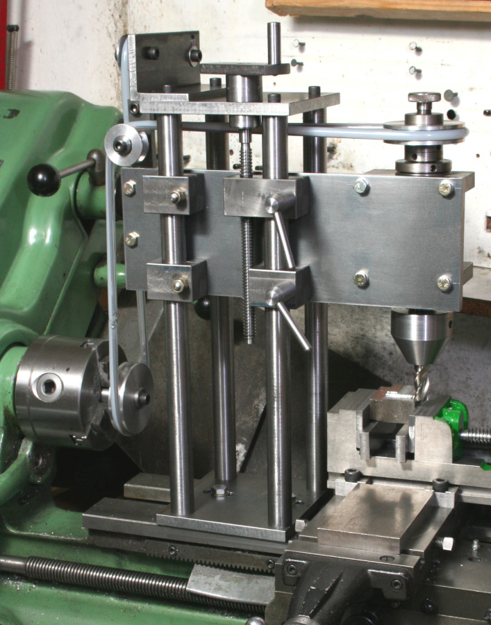 Milling Head For The Lathe 1