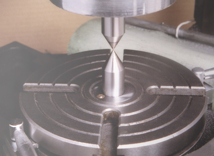 Rotary table using 4 for 12 rotary table