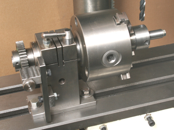 Dividing On The Milling Machine