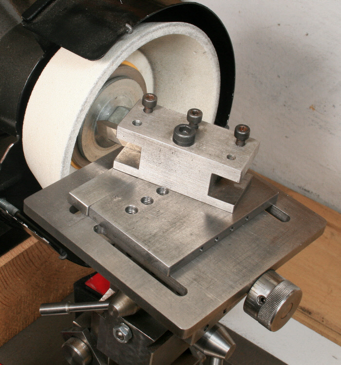 Sharpening Lathe Cutters