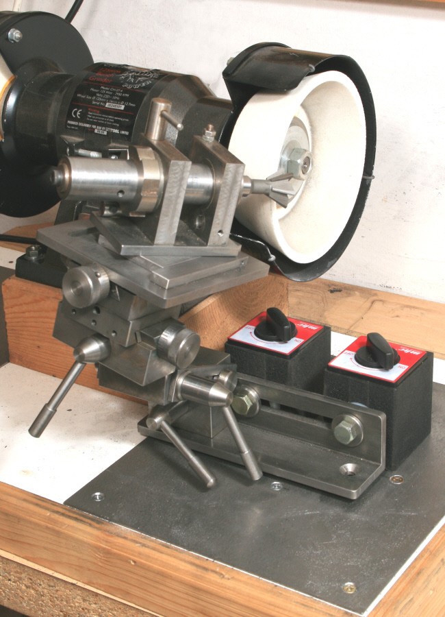 Sharpening Milling Cutters