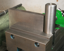 Cylindrical Square, workshop grade, using