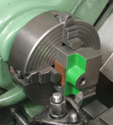 Cross Drilling Jig, making