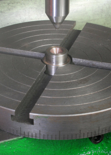 Rotary Table, postioning.
