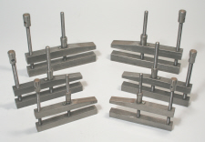 Toolmakers Clamps, single sided