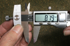Depth Gauge, Using