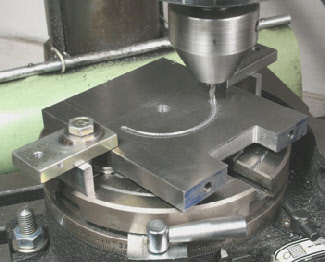 Rotary Table Using