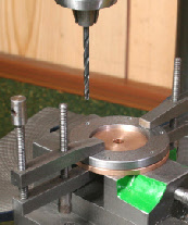 Drilling Jig, using