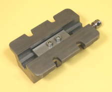 Small Machine Vice, from castings